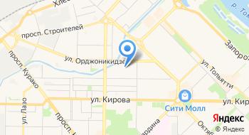 Артрум на карте