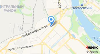 Новокузнецкая инспекция Гостехнадзора за самоходными машинами на карте