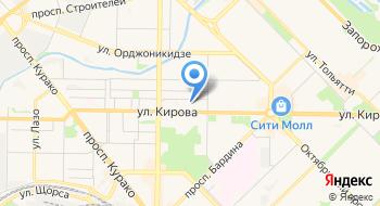 Кустовой медицинский информационно-аналитический центр на карте