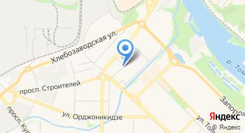 Центр охраны труда Кедр на карте