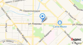 Кедр, оздоровительный комплекс на карте