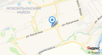 Клуб Отдых на карте
