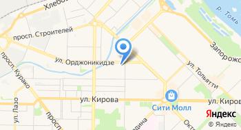 Центр обучения и развития персонала Вектор на карте