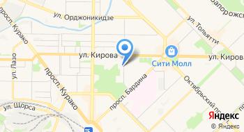 СК Витязь на карте