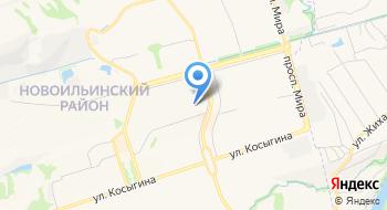 Отдел полиции Новоильинский Управления МВД России по г. Новокузнецку на карте