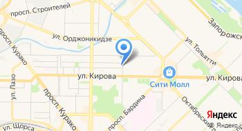 Аптечная областная справочная служба на карте
