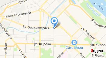Магазин Сюрприз на карте