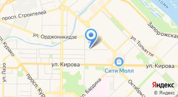 ЧОП Планар-Нк на карте