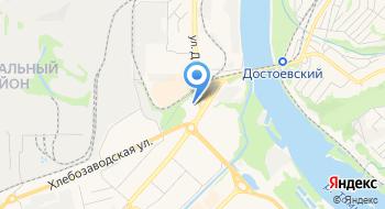 Факториал-Новокузнецк на карте