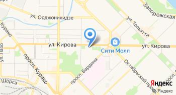 НИИ Аэм СибГИУ на карте