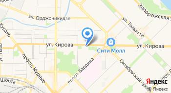 Сибирский государственный индустриальный университет на карте