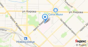 МБЛПУ Городская клиническая больница №1 на карте