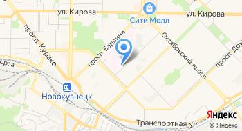Институт развития бизнеса на карте