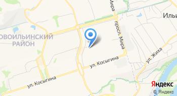 УФМС Отделение в Новоильинском районе на карте