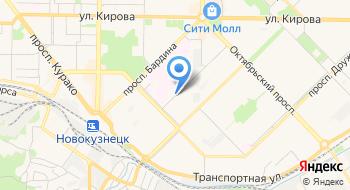 Отделение УФМС Российской Федеоации по Кемеровской области в Новокузнецком районе на карте