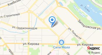 Студия АН дизайн на карте