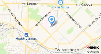 Алтайхост на карте