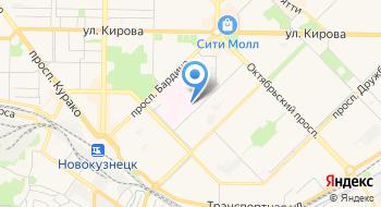 Зональный Перинатальный центр на карте