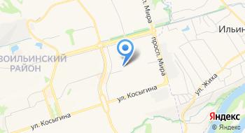 Скорая медицинская помощь, подстанция Новоильинского района на карте