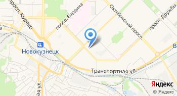 Межрайонная Инспекция ФНС России по крупнейшим налогоплательщикам №2 по Кемеровской области на карте