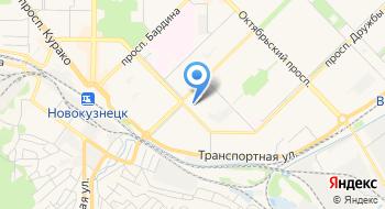 Межрайонная ИФНС России №4 по Кемеровской области на карте