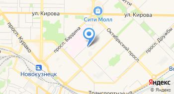 Бунгурский, оздоровительный центр на карте
