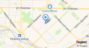 МАУ Оздоровительные центры на карте