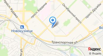 Cанаторий-профилакторий Железнодорожник на карте
