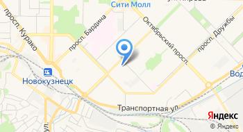 Агентство недвижимости Монолит на карте