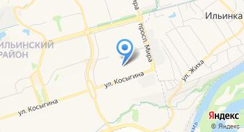 Гимназия №59 на карте