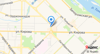 Муниципальный Театр Синтезис на карте