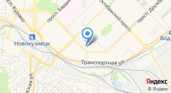 Региональный центр безопасности труда на карте
