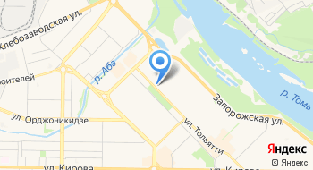 Торгово-парковочный центр Виктория на карте