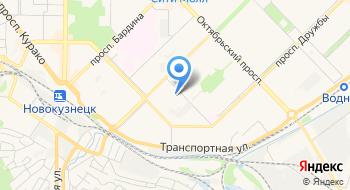 Губернский сельский центр на карте