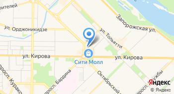 Кофейня Москва на карте