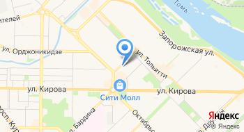 EasyVapeBar на карте