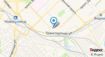 Кемеровский технологический институт пищевой промышленности Новокузнецкое представительство университета на карте