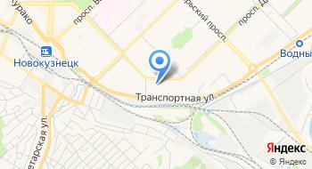 Новокузнецкий торгово-экономический техникум на карте