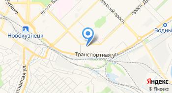 Новокузнецкий городской клуб любительского собаководства на карте