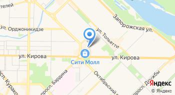 Эстель Алёнушка на карте
