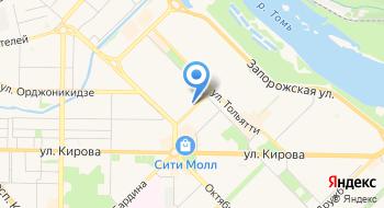 Авось на карте