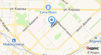 Новокузнецкий техникум строительных технологий и сферы обслуживания на карте