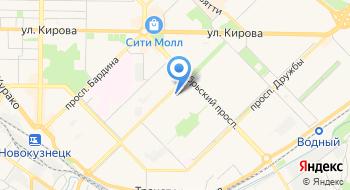 Фотоателье Зенит на карте