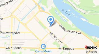 Мэри Кей в Новокузнецке на карте
