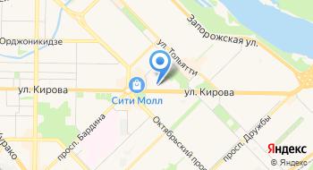 Ремонтно-монтажная компания Прайд на карте