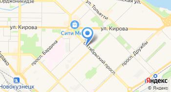 Межтопэнергобанк на карте