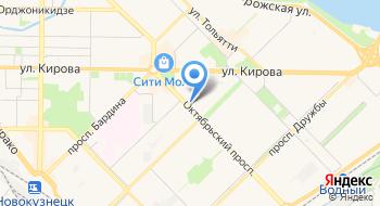 Оптово-розничный магазин Флор-Декор на карте