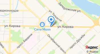 Центр сертификации и допусков СРО Гарант на карте