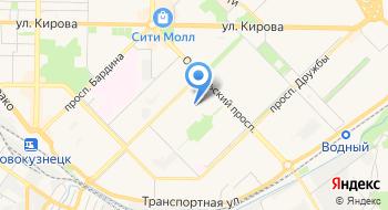 Магазин Удача на карте