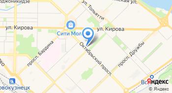 Проектно-экологическая фирма на карте